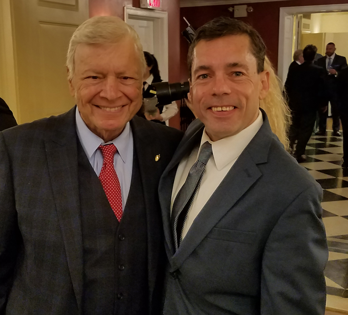 Honorable-Peter-Vallone-Sr-and-Mark-Derho-at-PAL-Benefit-NYC-2017